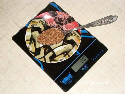 100 грамм гречки это сколько