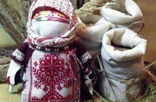 кукла зерновушка